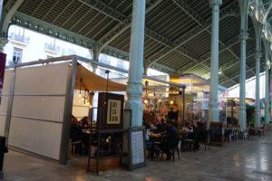 バレンシア コロン市場