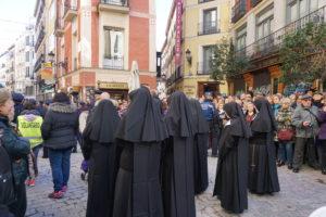 アルムデナのマリアのお祭り