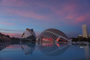 バレンシア芸術科学都市