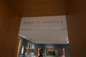 バレンシア美術館ソローヤ