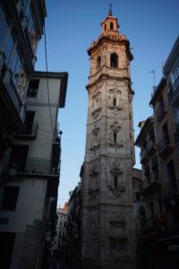バレンシア カタリーナの塔