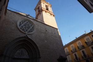 バレンシアサンニコラス礼拝堂