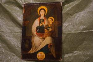 ユリの聖母