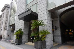 神戸のグルメ、神戸オリエンタルホテル