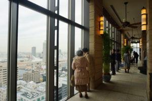 神戸のグルメ、オリエンタルホテル