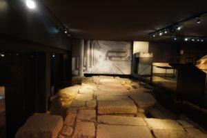 バレンシア考古学博物館