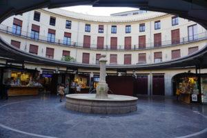 バレンシア、レドンド広場