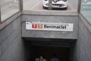 バレンシア・バス・メトロ