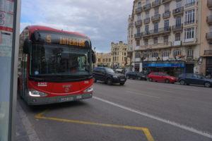 バレンシア バス