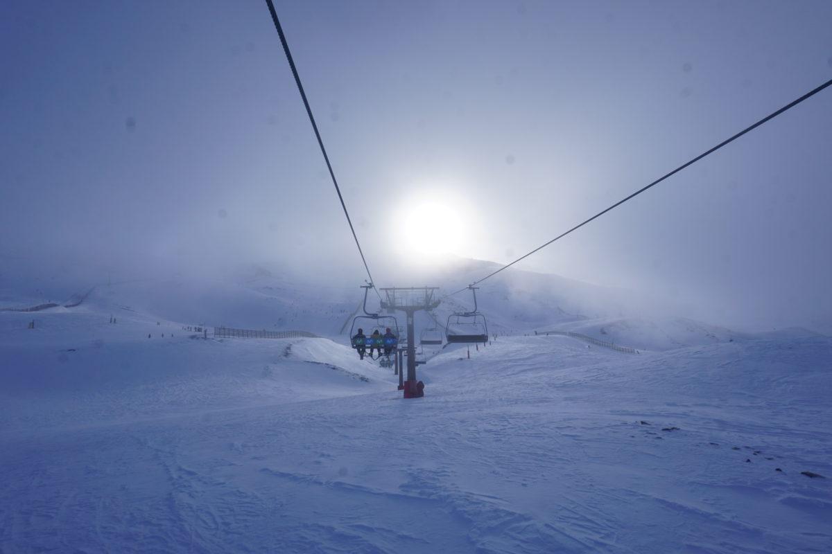 シエラネバダでスキーはいかが?ヨーロッパで最南端にある太陽に一番近いスキー場グラナダのシエラネバダ