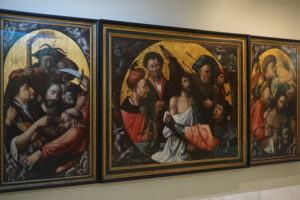 バレンシア美術館 ボッシュ