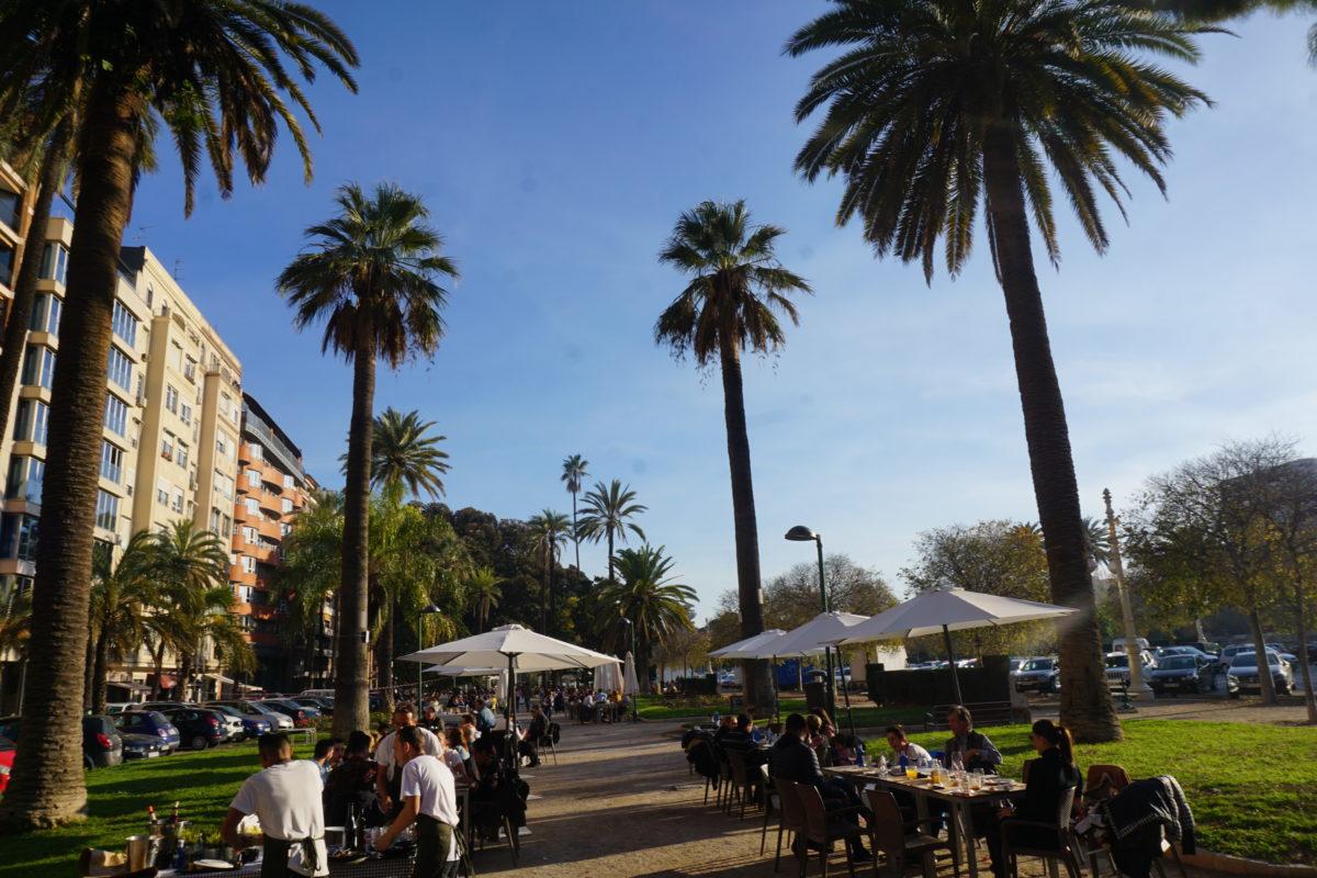 バレンシアの観光「バレンシアは最高だ、観光ガイド完結版」見どろことおすすめバル