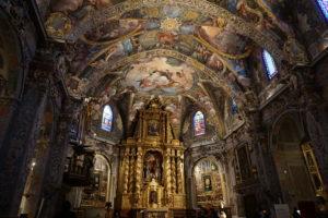 バレンシア、サンニコラス教会