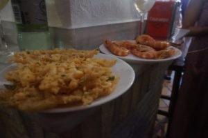 スペイン料理、トルティータ・デ・カマロン