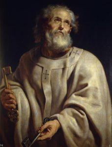 聖ペテロの鍵