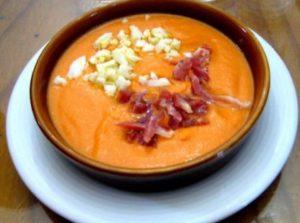 スペイン料理サルモレホ