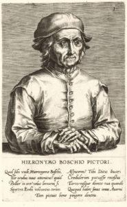 ヒエロニムス・ボスの肖像