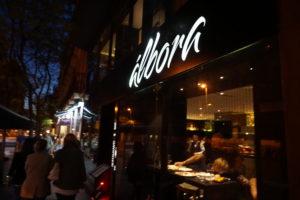 マドリード、ミシュラン星付きレストラン、アルボラ