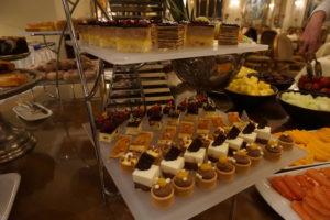 ホテル ウェリントンの朝食