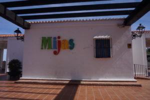 ミハスの白い村