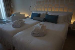 マルベージャ ホテルアマレの部屋