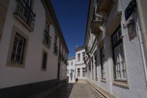 ポルトガルのファロの街