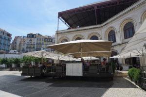 リスボンのランチレストラン