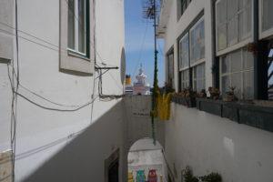 リスボン アルファマ地区
