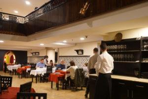ポルトのレストラン アバディアドポルト