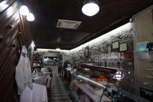 ポルトのタコ飯屋
