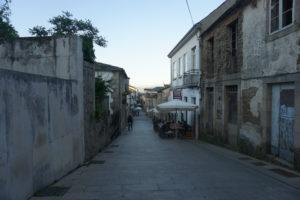 サンチアゴの道、サリアの街