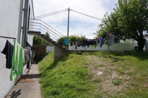サンチアゴの道、ポルトマリンのアルベルゲ