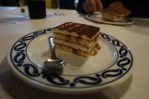 サンチアゴの道パラスデレイのレストラン