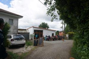 サンチアゴの道アルスーアからオーペドローソ