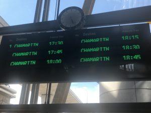 マドリード空港ターミナル4