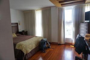 サンチアゴの道サンチアゴ、サンフランシスコ修道院ホテル