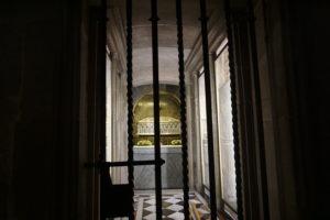 サンチアゴの道サンチアゴの大聖堂内部