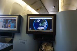 KLMオランダ航空ビジネスクラス