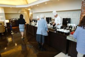 東京ステーションホテル朝食