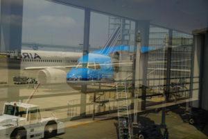 関西空港KIX KLM