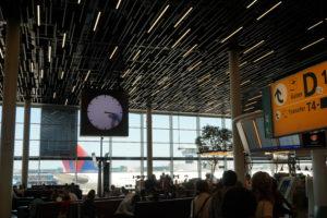 アムステルダム空港スキポールクロック