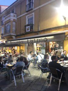 レオンのサンマルティン広場
