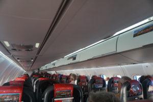 イベリア航空、サンセバスティアン行き
