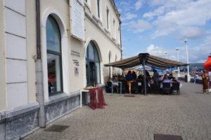 サントゥルセのレストラン