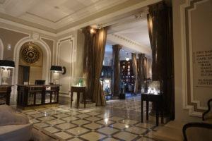 サンセバスティアンのマリアクリスティーナホテル