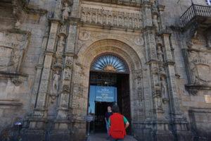 サンチアゴデコンポステーラのパラドール