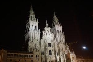サンチアゴデコンポステーラ、大聖堂