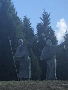 モンテ・ゴソ、歓喜の丘