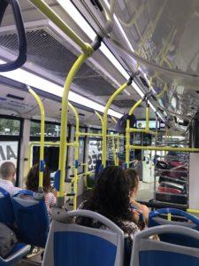 マドリード空港エクスプレスバス