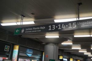 マドリード、アトーチャ駅